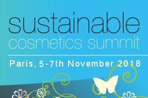 Sustainable Cosmetics Summit Europe