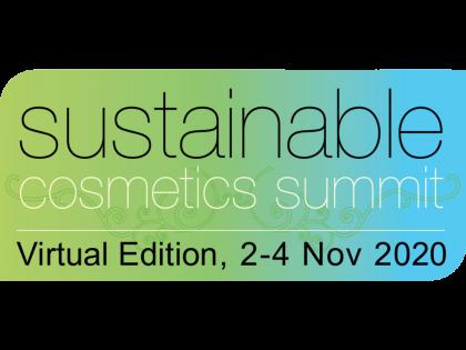 Sustainable Cosmetics Summit: edizione virtuale dal 2 al 4 Novembre